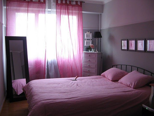 Id e chambre adulte mauve for Idees deco chambre adulte
