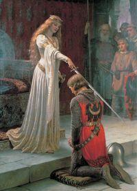 Preux chevaliers et gentes dames